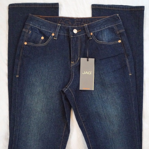 1a659dc2f1e Jag Jeans Foster Mid Rise Boot Cut Womens Jeans