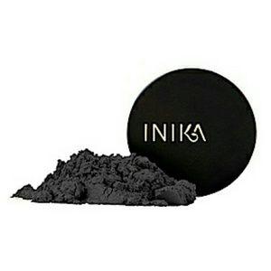 NIB Inika Mineral Eyeshadow in Matte Black