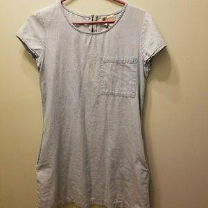 Mimi Chica Jean T-shirt Dress