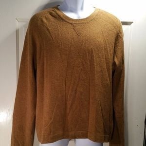 Banana Republic Heritage 100% Wool Sweater Size L