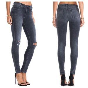 J Brand 620 Mid Rise Skinny Jeans in Nemesis NWOT