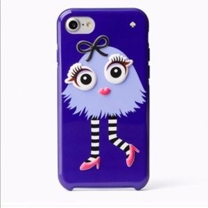 Kate Spade IPhone 7 Make A Monster phone case