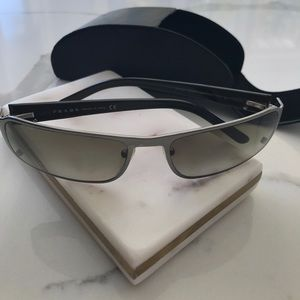 Men's authentic Prada sunglasses