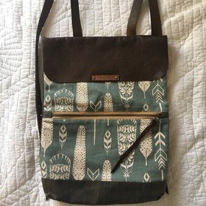 Handmade Noepe Design Backpack