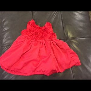 Just one you - made by Carter's special pink dress