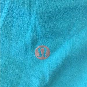 lululemon athletica Pants - Lululemon blue legging, sz 8, 54870