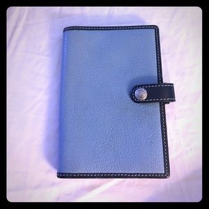 Coach folding wallet