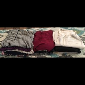14 Piece Fall/ Winter Maternity Lot - Small
