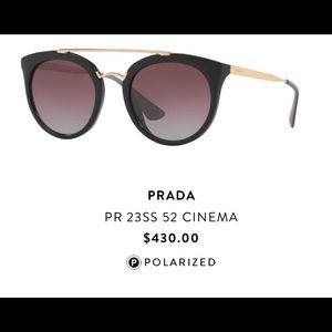 New in Box Prada Sunglasses