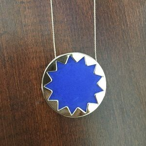 NWT House of Harlow Sunburst Pendant