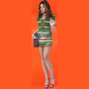 Sassy Shooter Costume