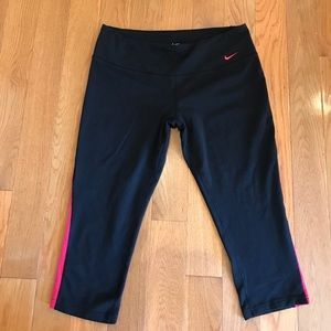 Nike Dri-Fit Capri Pants