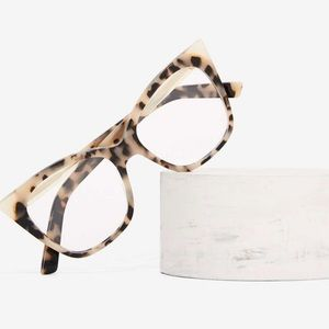 Pared Cat and Mouse eyeglasses