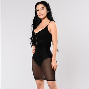Fashion Nova Money Monster Dress