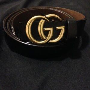 Double G Belt size 27-39