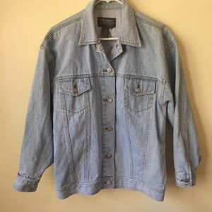 Lightwash Vintage Denim Jacket