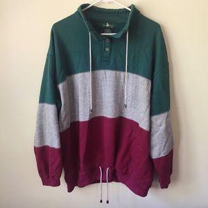 90's Sporty Sweatshirt
