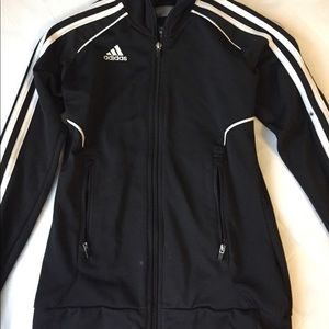 Adidas jacket.