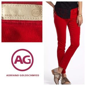 AG Stevie Slim Ankle Pants