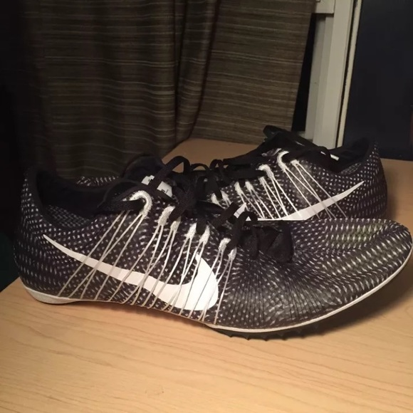 New Nike track spikes men's size 15 black victory2