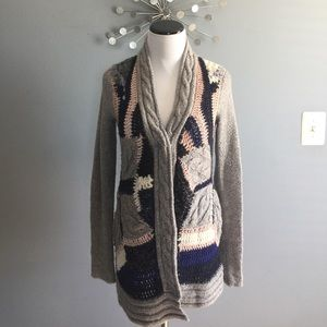 Free People rare cardigan