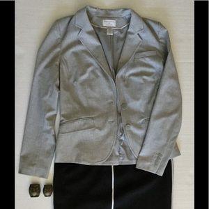 Worthington Gray Women's Blazer