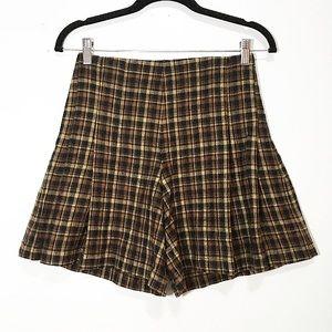 🌼 Vintage Plaid/Flannel Highwaisted Shorts 🌼