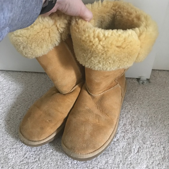 008ab7f836b Ugg Classic Tall - Style 5815