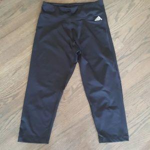 Adidas Climalite Workout Capri Pants