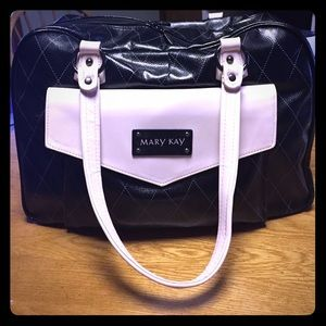 Mary Kay starter kit bag and business supplies
