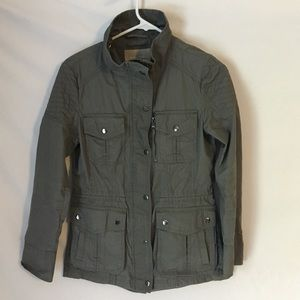 Banana Republic Cargo Jacket Extra Small