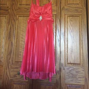 Jeweled party dress