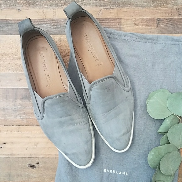 89a35c443a6 Everlane Shoes - Everlane Leather Street Shoe