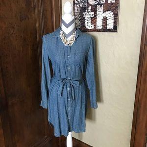 Maison Jules   Women's Tunic Dress size M