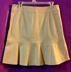New Gap Size 10 Stretch A-Skirt