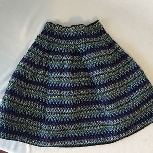 Target woven stretchy skirt
