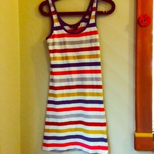 French Connection Striped Dress Size 4