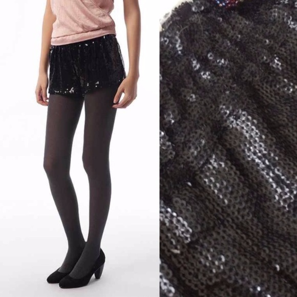 Urban Outfitters Pants - 🆕  URBAN OUTFITTERS $68 sequin short shorts