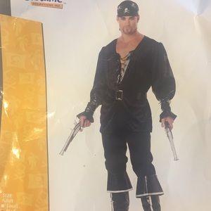 Other - Men's pirate Halloween costume