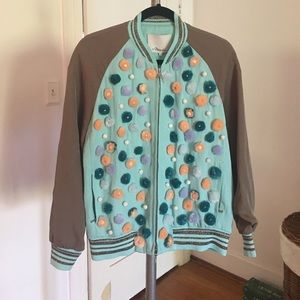 Phillip Lim Dandelion bomber jacket