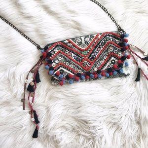 Urban Outfitters Ecote Crossbody Boho Bag