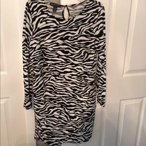 INC Animal Print Dress