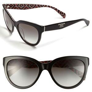 Prada 'Timeless Phantos' 55mm Sunglasses
