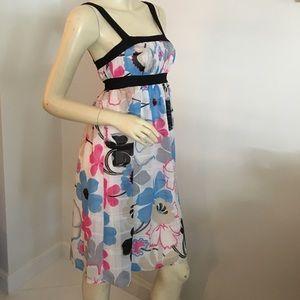 🆕 🇺🇸 Eva Franco floral midi dress