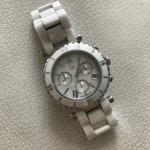 Guess Collection Ceramic Watch