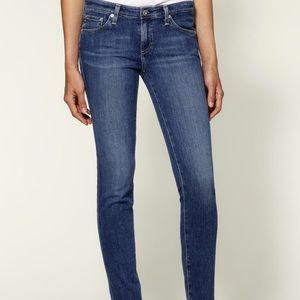 Adriano goldschmied skinny jeans size 25