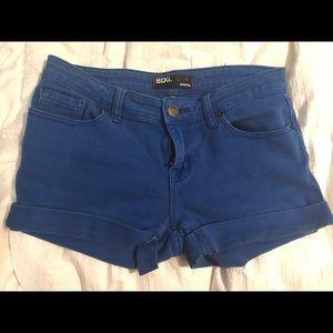 BDG Blue shorts