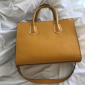 H&M Mustard Yellow Bag