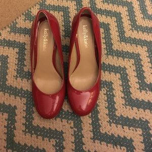 Kelly and Katie heels, size 6 1/2