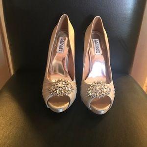 Badgley Mischka Heels 💕Size 7.5 women's
